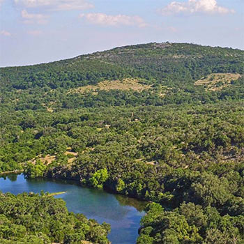 Canyon Creek Preserve, Texas Hill Country Land